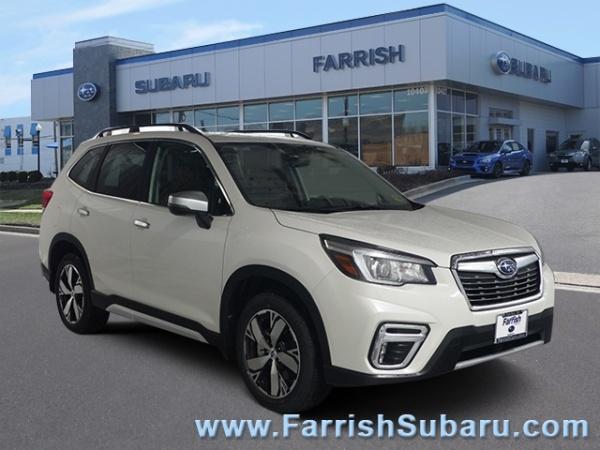 2019 Subaru Forester 2.5i Touring
