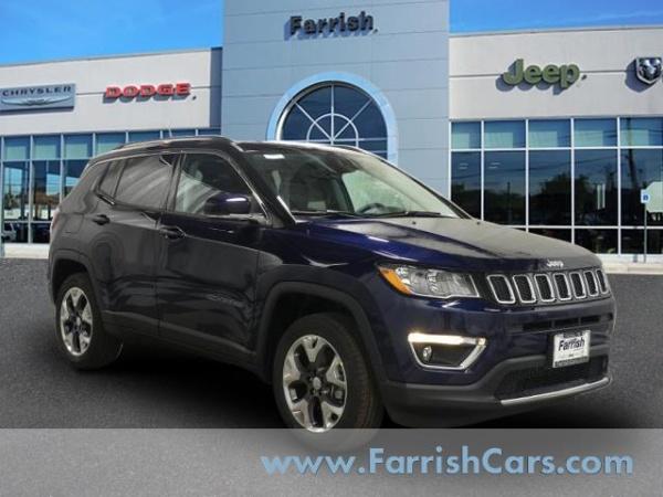 2020 Jeep Compass in Fairfax, VA