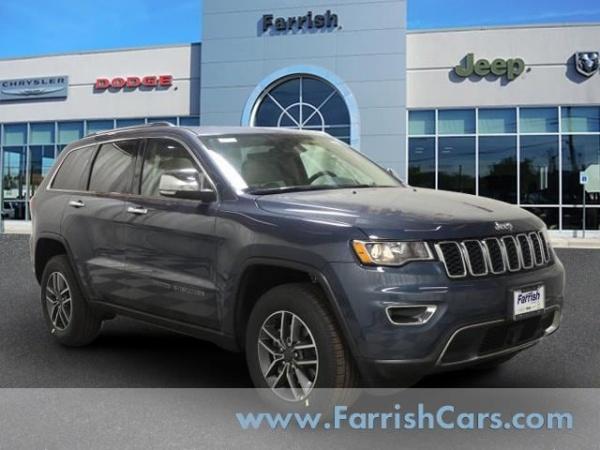 2020 Jeep Grand Cherokee in Fairfax, VA
