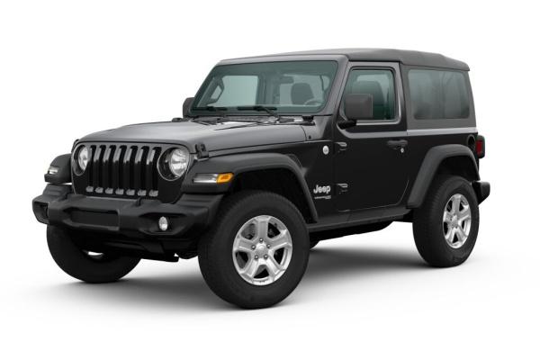 2020 Jeep Wrangler in Fairfax, VA