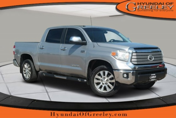 2015 Toyota Tundra in Greeley, CO