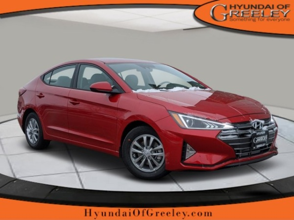 2020 Hyundai Elantra in Greeley, CO