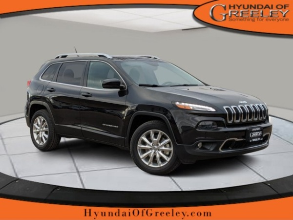 2014 Jeep Cherokee in Greeley, CO