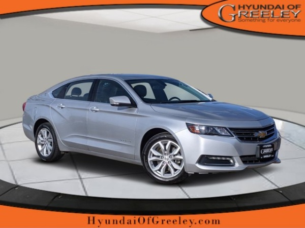 2019 Chevrolet Impala in Greeley, CO