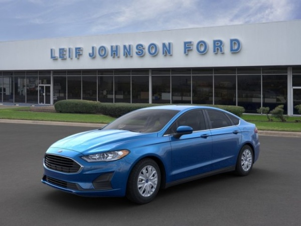 2020 Ford Fusion in Austin, TX