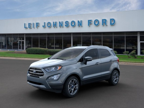 2019 Ford EcoSport in Austin, TX