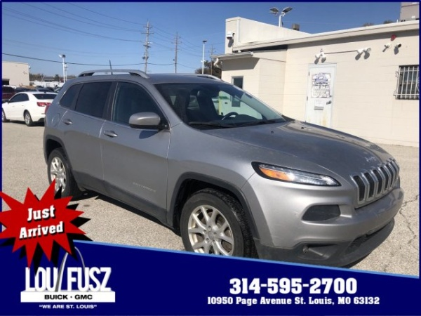 2017 Jeep Cherokee in St. Louis, MO