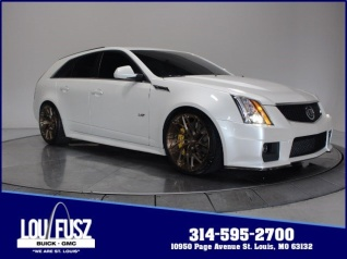 Cts-V Wagon For Sale >> Used Cadillac Wagons For Sale Truecar