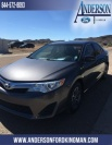 2014 Toyota Camry 2014 LE I4 Automatic for Sale in Kingman, AZ