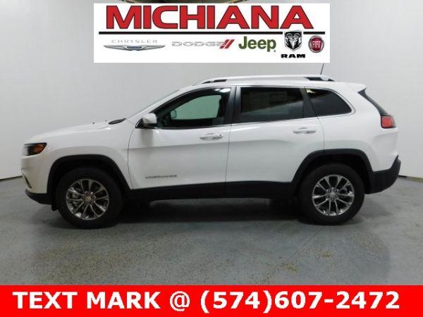 2020 Jeep Cherokee in Mishawaka, IN