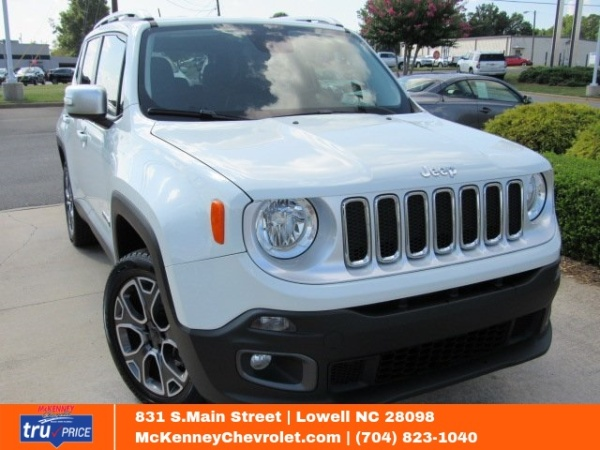2015 Jeep Renegade in Lowell, NC