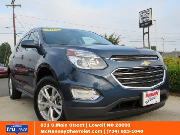 2017 Chevrolet Equinox in Lowell, NC