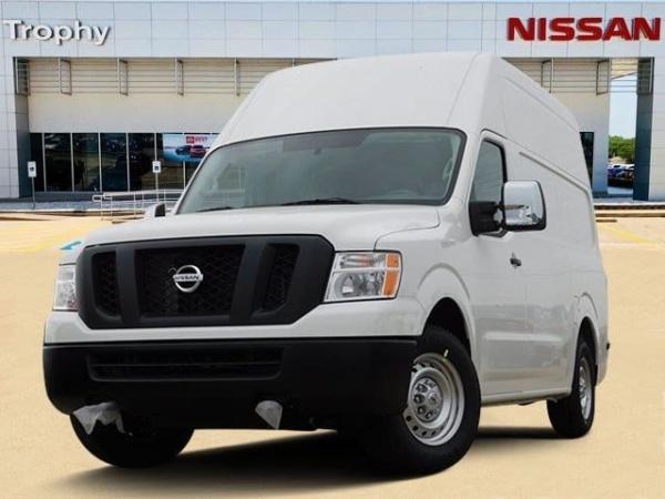 2019 Nissan NV NV2500 HD S