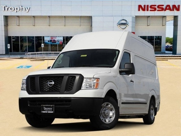 2019 Nissan NV NV2500 HD SV