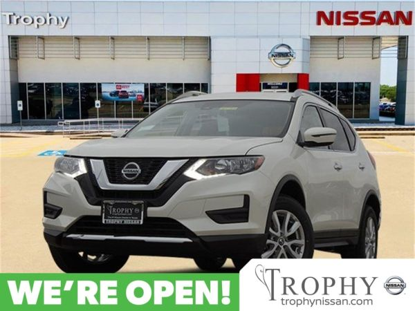 2020 Nissan Rogue in Mesquite, TX
