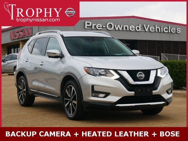 2019 Nissan Rogue in Mesquite, TX
