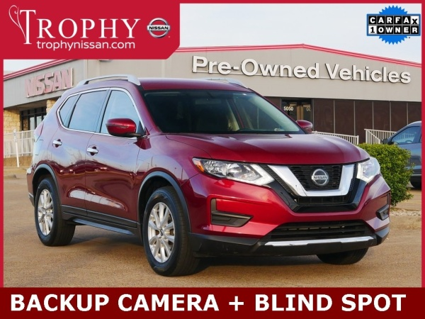 2018 Nissan Rogue in Mesquite, TX