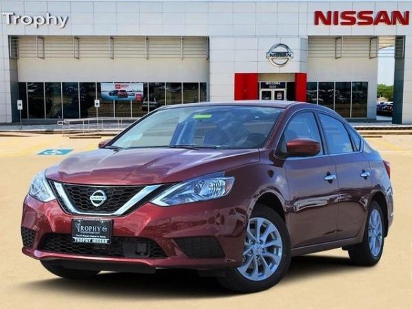2019 Nissan Sentra in Mesquite, TX