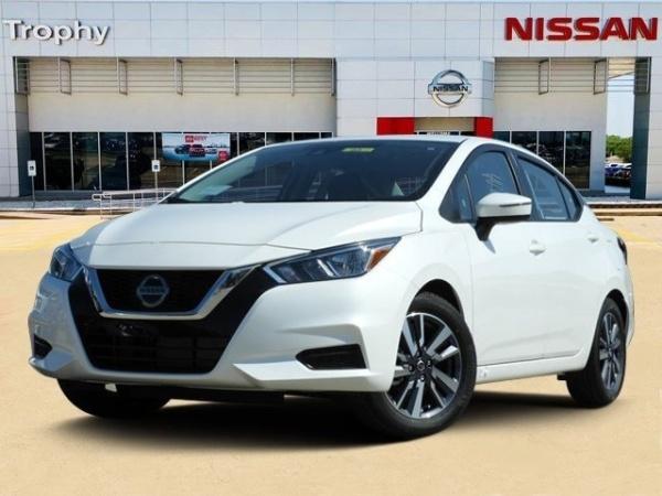 2020 Nissan Versa in Mesquite, TX