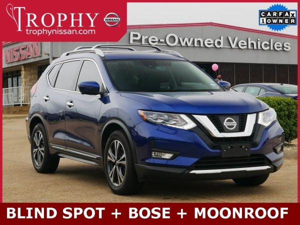 2017 Nissan Rogue in Mesquite, TX
