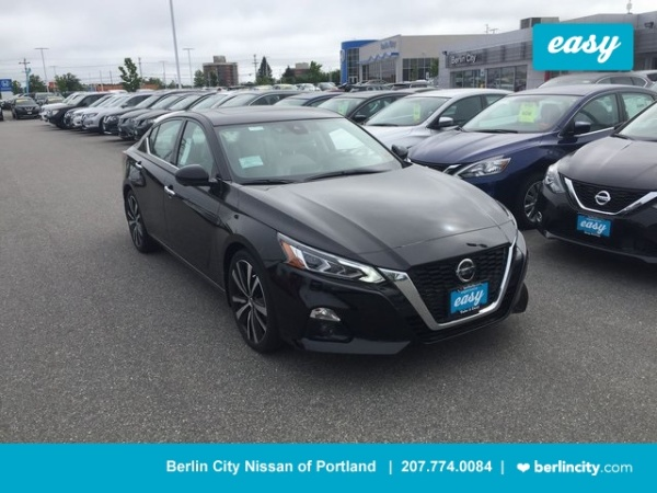 2020 Nissan Altima in South Portland, ME