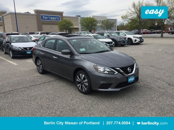 2019 Nissan Sentra in South Portland, ME