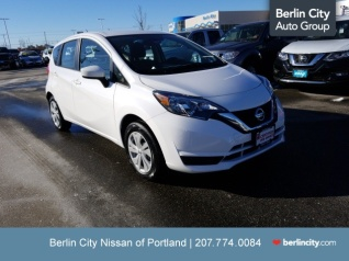 2017 Nissan Versa Note 1 6 S Plus Cvt For In South Portland Me