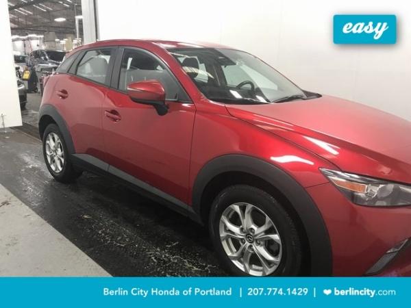 2016 Mazda CX-3 in South Portland, ME