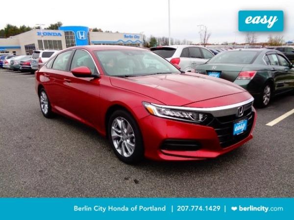 2019 Honda Accord in South Portland, ME