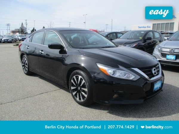 2018 Nissan Altima in South Portland, ME