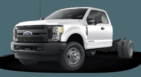 2019 Ford Super Duty F-350 Chassis Cab in Buda, TX