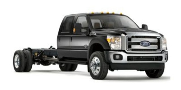 2015 Ford F-550