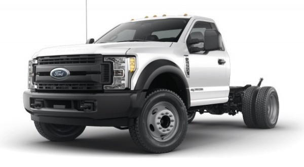 2019 Ford Super Duty F-550 in Buda, TX