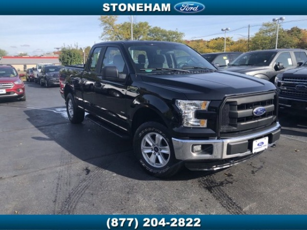 2016 Ford F-150 in Stoneham, MA