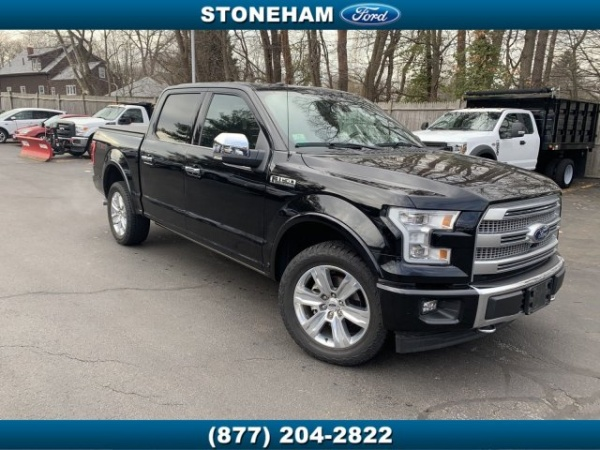 2017 Ford F-150 in Stoneham, MA