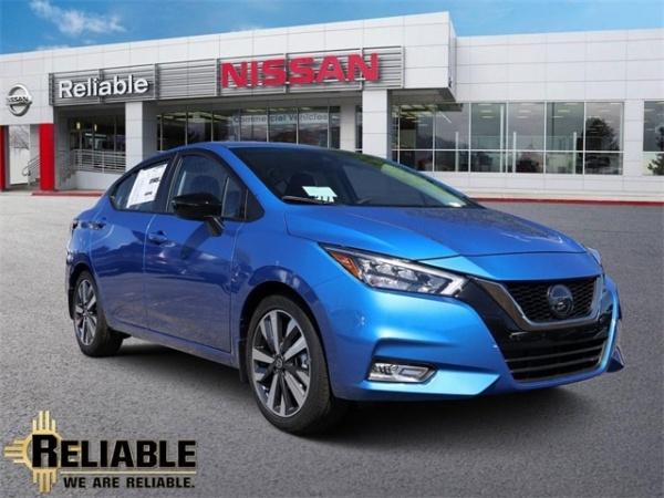 2020 Nissan Versa in Albuquerque, NM