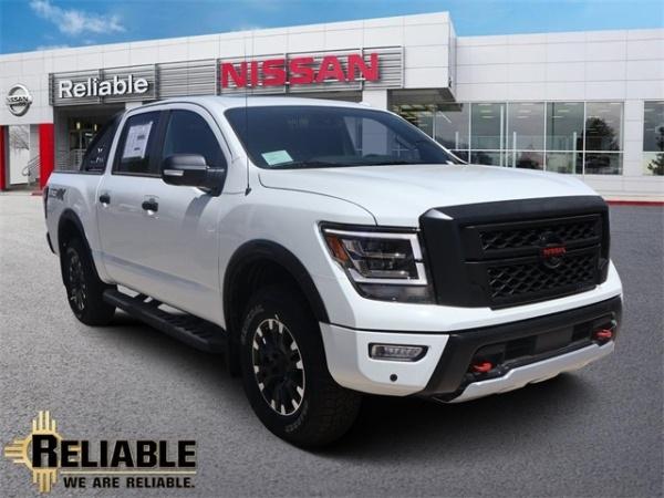 2020 Nissan Titan in Albuquerque, NM