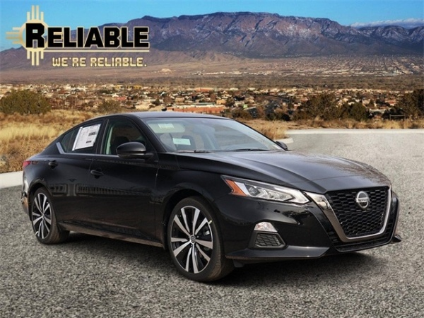 2020 Nissan Altima in Albuquerque, NM