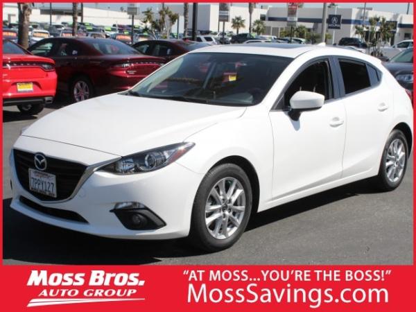 2016 Mazda Mazda3 in Moreno Valley, CA