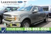 2019 Ford F-150 Lariat SuperCrew 6.5' Box 4WD for Sale in Lakewood, WA