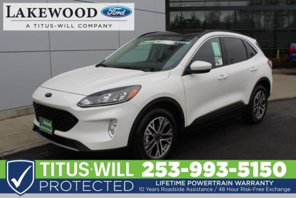 2020 Ford Escape in Lakewood, WA