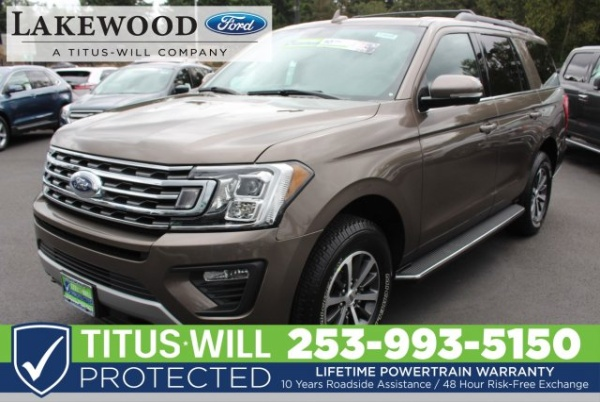 2019 Ford Expedition in Lakewood, WA