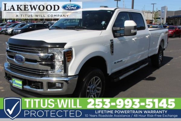 2019 Ford Super Duty F-350 in Lakewood, WA