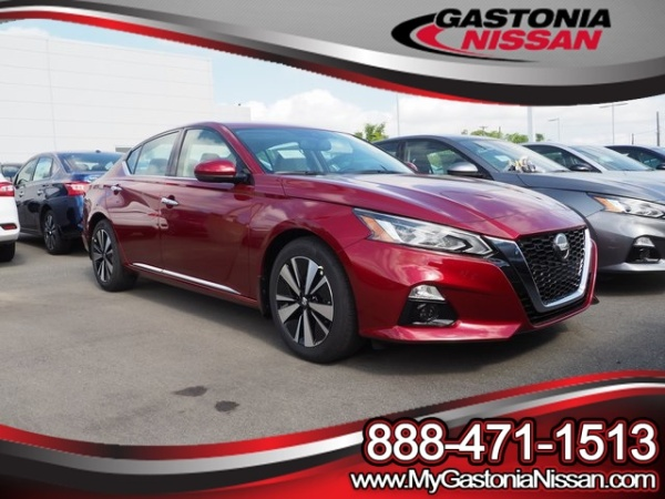 Nissan Of Gastonia >> 2019 Nissan Altima Sl Fwd For Sale In Gastonia Nc Truecar