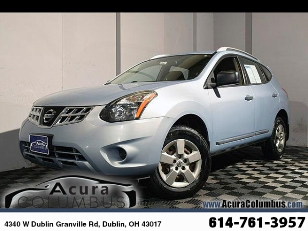 2014 Nissan Rogue Select in Dublin, OH