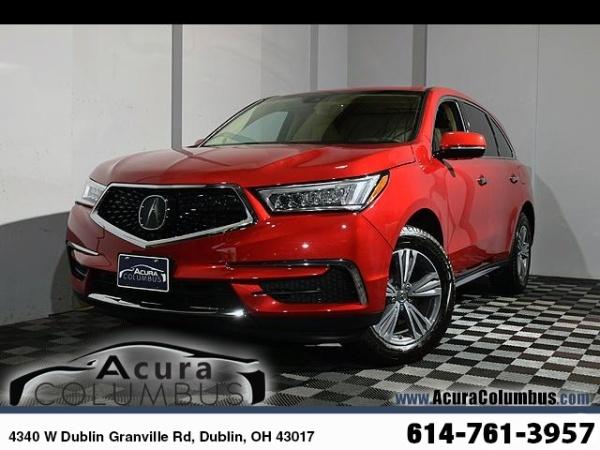 2019 Acura MDX in Dublin, OH