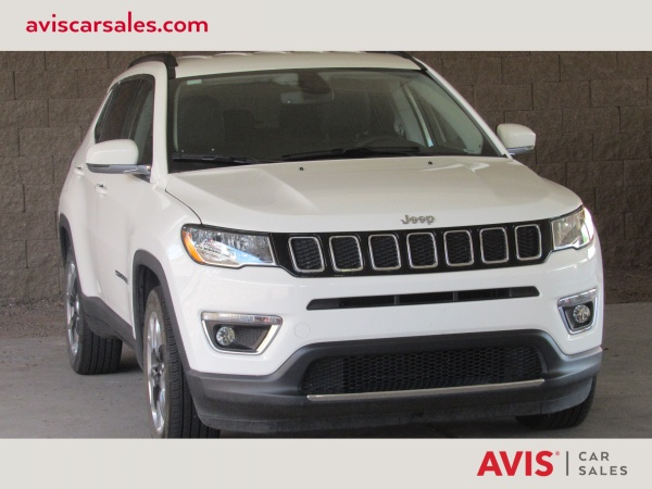 2019 Jeep Compass in Raleigh, NC