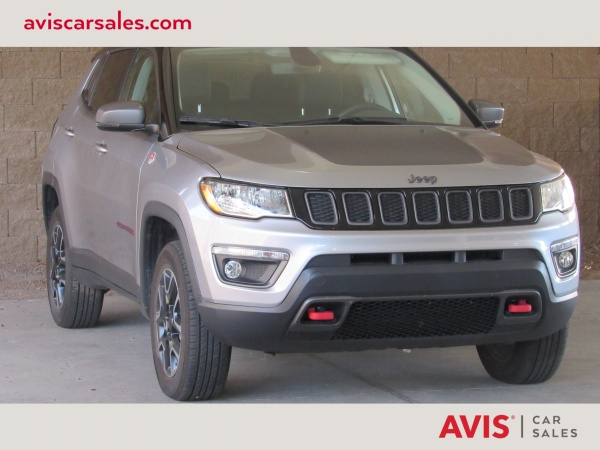 2019 Jeep Compass in College Park, MD
