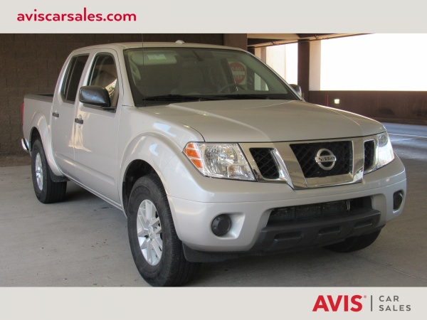 2018 Nissan Frontier in College Park, MD
