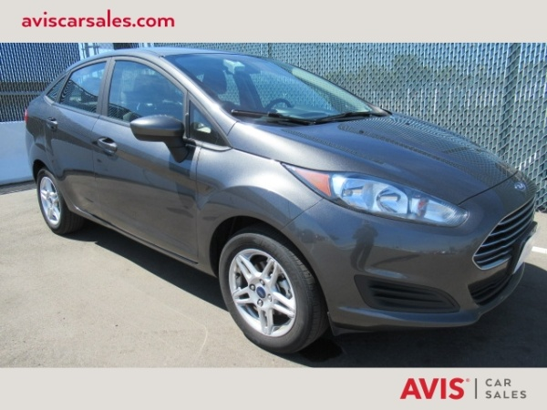 2018 Ford Fiesta in College Park, MD